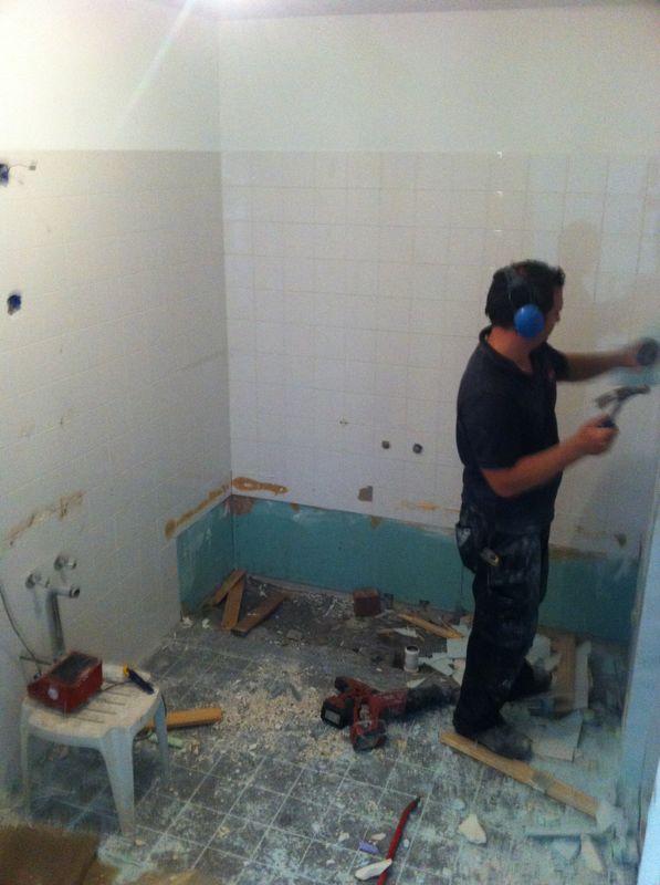 Renovatie Badkamer Toilet Referenties